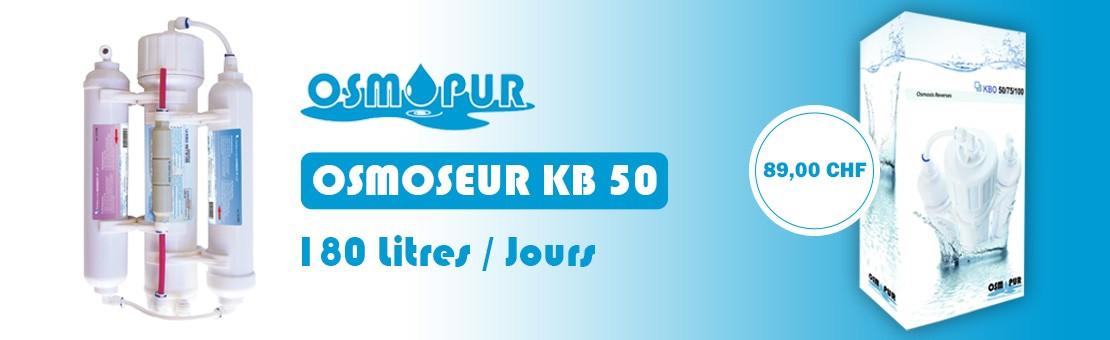 Osmoseur KB 50 OSMOPUR